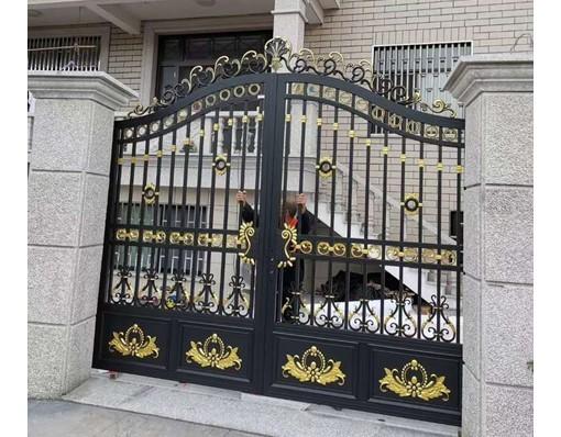 上海铝艺大门